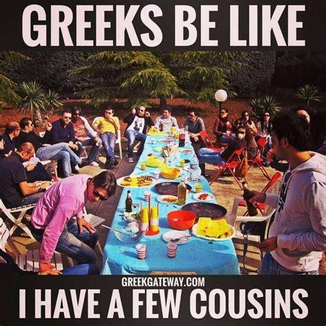 Funny Greek Memes - greek families greek life pinterest