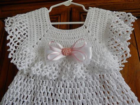como tejer vestidos para bebe crochet como hacer zapatitos de crochet paso a paso