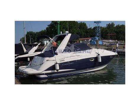 monterey diesel boats monterey boats 315 scr sport cruiser diesel in italy