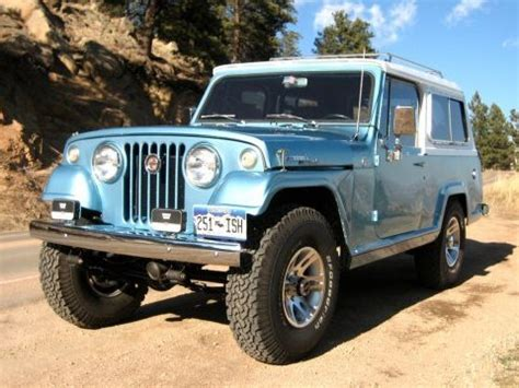 Jeep Commando For Sale Impressive Build 1967 Jeepster Commando Bring A Trailer