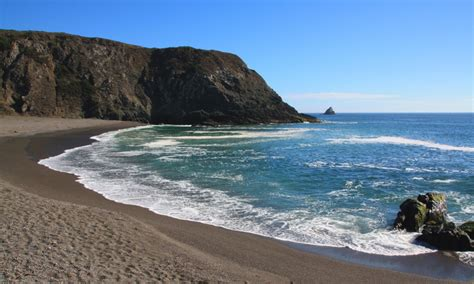 russian beaches russian gulch jenner ca california beaches