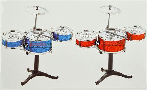 new desk top drum kit miniature musical instrument