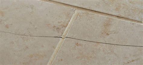 help ceramic tile cracks on jasper foundations slab repair jasper foundations is