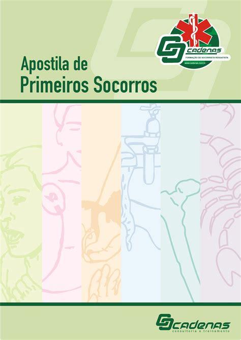 cadenas curitiba primeiros socorros na comunidade by cadenas consultoria e
