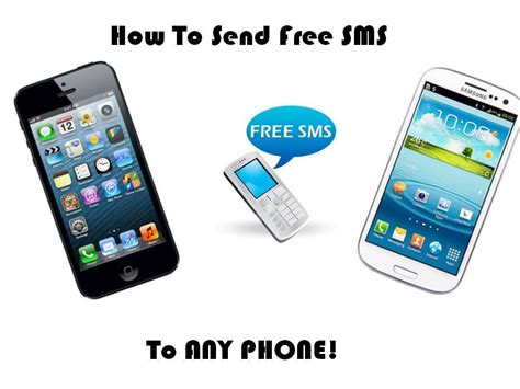how to send from android to iphone how to send free sms to any phone from iphone ipod android windowsphone