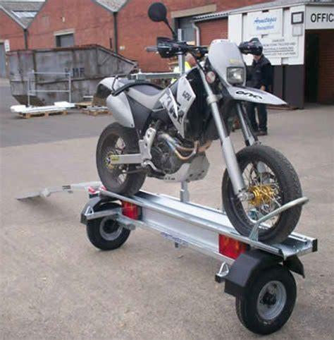 motocross bike trailer 17 best ideas about bike trailers on pinterest cargo