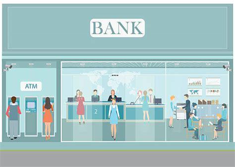 Image De Banc by Royalty Free Bank Interior Clip Vector Images