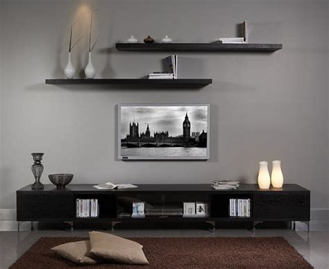 decorating ideas with floating shelves room decorating