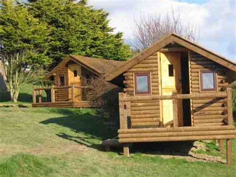 Woolacombe Cabins by Gling In Woolacombe