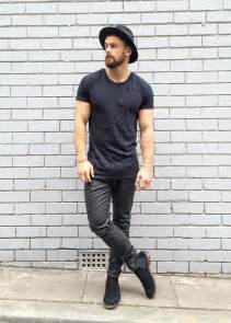 mens style all black men s style 1 menstyle1 s style