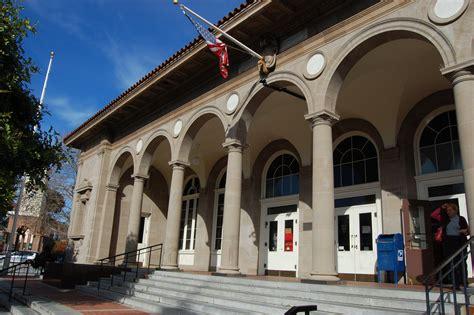 Santa Rosa Post Office by Architects Santa Rosa History
