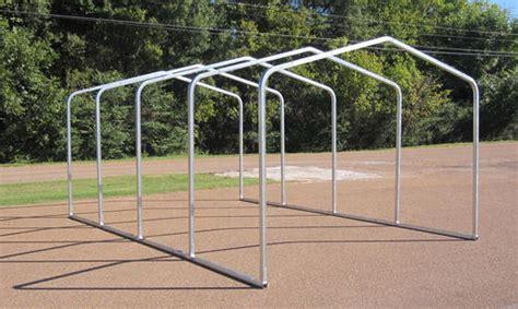 Metal Carport Frames Only Metal Carport Frames Only 28 Images 12 W X 18 L X 6 H
