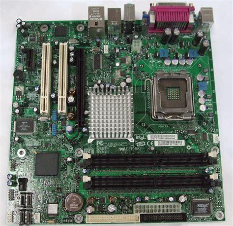 Vga Card Lga 775 intel c77881 303 socket lga775 desktop motherboard