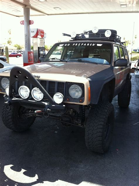 jeep stinger bumper purpose front stinger addition page 2 jeep cherokee forum