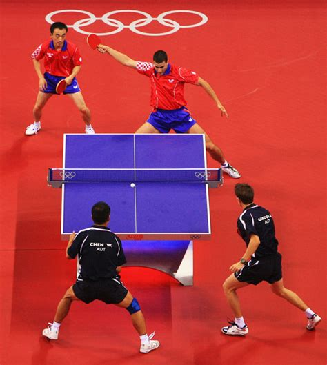 Olympic Table Tennis by Chen Weixing In Olympics Day 7 Table Tennis Zimbio