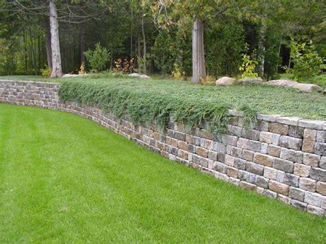 Garden Retaining Wall Landscape Garden Retaining Wall Izvipi