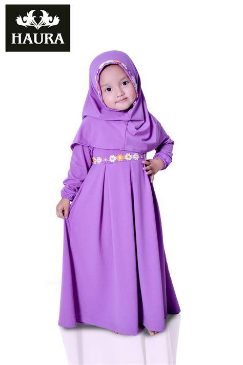 Gamis Muslim Syari Lavender Byk Warna gamis anak perempuan cantik terbaru 2017 fashion trendy modis chic syar i fashion trendy