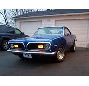 1969 Dodge Barracuda Plymouth  Information And Photos