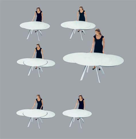 tavolo giro bontempi tavolo rotondo allungabile moderno idee creative di