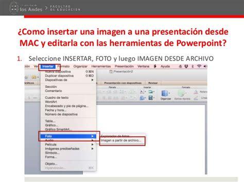 Tutorial Powerpoint Mac | tutorial como insertar imagenes y editarlas en powerpoint mac