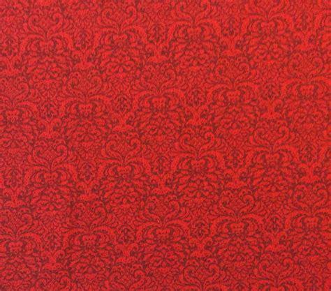 pattern xmas fabric md231 crimson damask holiday christmas pattern elegant