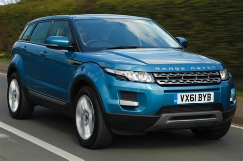 land rover suv price used 2015 land rover range rover evoque suv pricing for
