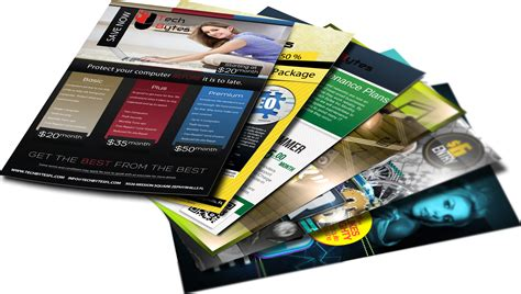design flyers and brochures flyer and brochures letter connection mailing