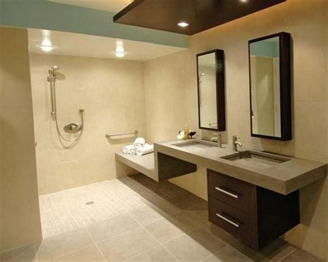 Handicap Bathroom Design by Handicaptoilet Handicapped Accessible Bathrooms
