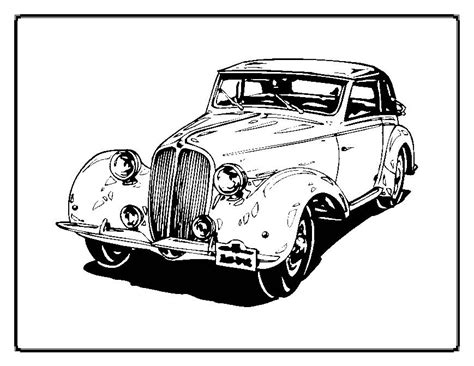 classic cars coloring pages for adults classic cars coloring pagesfree coloring pages for kids