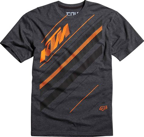 Fancy Fox Speed Graphic T Shirt fox ktm speed premium bto sports