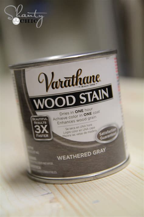 Grey Interior Wood Stain by Free Woodworking Plans Diy Desk Or Nightstand