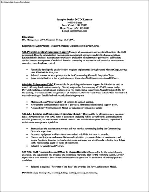 recruiter resume template recruiter resume template free sles exles