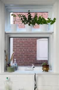 8footsix kitchen window shelf diy