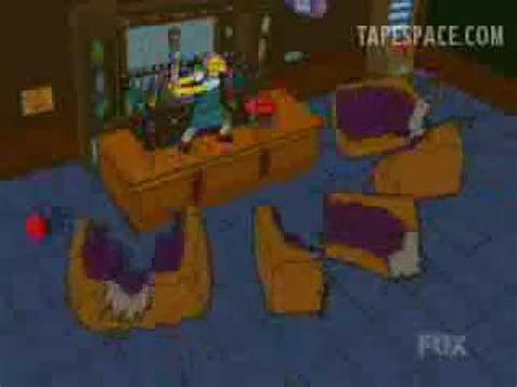 every simpsons couch gag every simpsons couch gag youtube