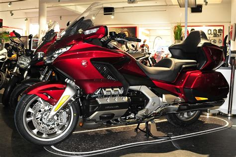 Honda Motorrad Goldwing by Honda Gold Wing