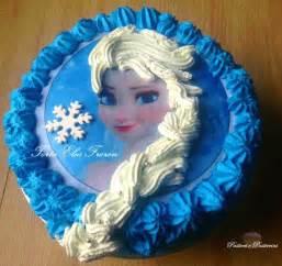torta elsa frozen pasticci e pasticcini