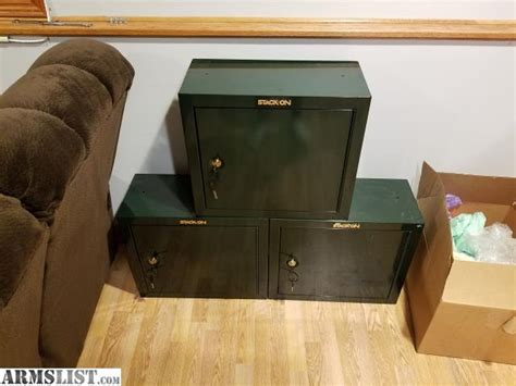 stack on cabinets sale armslist for sale stack on gun cabinet