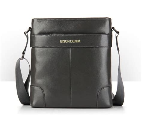 mens leather bag personalized messenger bag bagswish