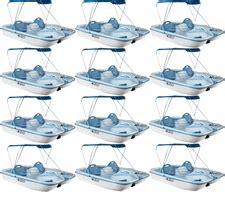 pedal boat monaco dlx angler pedal boat wholesale packages