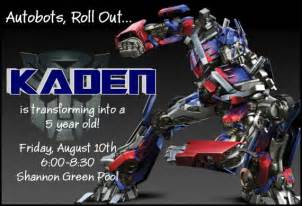 transformers optimus prime birthday invitation by simplysprinkled 13 00 transformer s