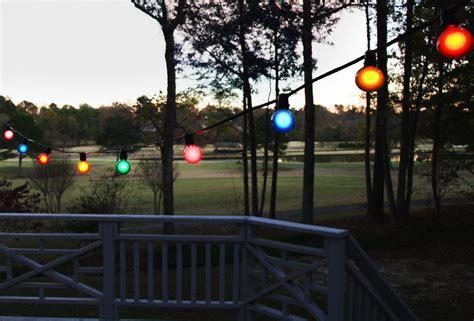 festive spring outdoor lighting suggestions