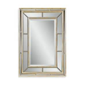 bed bath and beyond bathroom mirrors buy silver wall mirrors from bed bath beyond