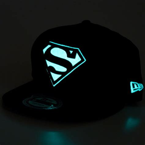 Kaos Superman Logo Klasik Glow In The Heroes Dc Logo L2k new era glow in the cap superman caps awesome this is awesome and i
