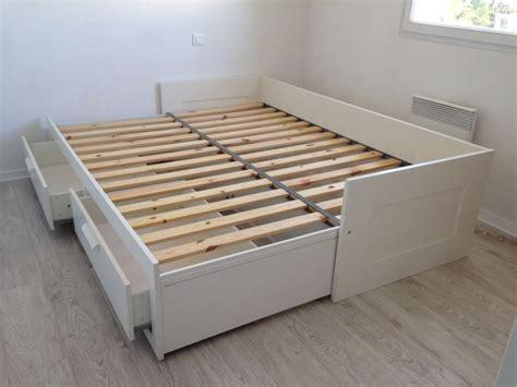 Lit Ikea by Tete De Lit Tissu Ikea Slip To Sleep With