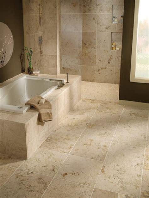 grey travertine bathroom bathrooms travertine gray and baja cream travertine