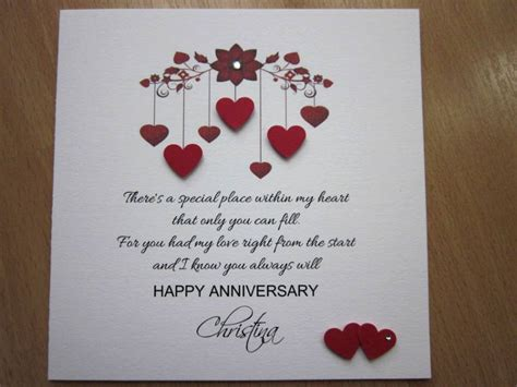 30th Wedding Anniversary Card Husband by 3 Best Images Of 30th Wedding Anniversary Cards Wedding