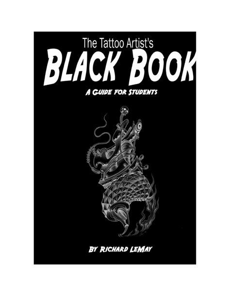 tattoo bible free pdf the tattoo artist s black book