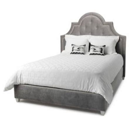 cheap upholstered beds cheap to chic holding court with high style regal beds