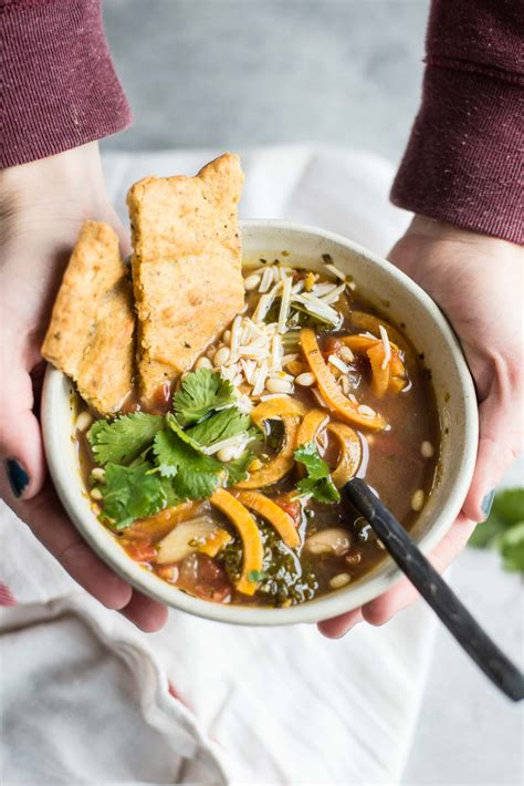 Winter Detox Soup Plan by 7 Health Foods To Add To Your Diet Recipes Included