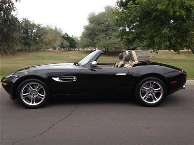 how to sell used cars 2002 bmw z8 security system buy used 2002 bmw z8 roadster black just 9k miles excellent inside out rare showstopper in la